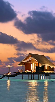 Bungalow in the Maldives