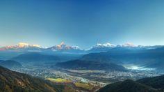 Sarangkot, Pokhara, Nepal Photo by Dhilung Kirat