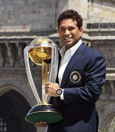 Sachin named as Brand Ambassador - Sachin Tendulkar is named Brand Ambassador of ICC Cricket World Cup Icc Cricket, Cricket Sport, Test Cricket, India Cricket Team, Cricket Wallpapers, Sachin Tendulkar, Sports Personality, Cricket World Cup, Living Legends