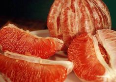 Suha or Philippine Pomelo (pink/tangerine color variety), very juicy and sweet from Davao farm.