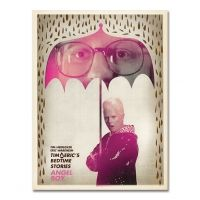 IMAGE | Tim and Eric - Bedtime Stories - Angelboy Screenprint Poster
