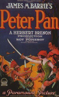 *PETER PAN (1924)