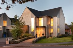 Luxury Townhouse Modern Apartment Bespoke Architecture