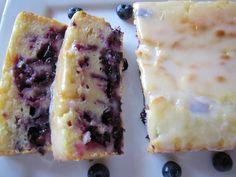 Steph's Kitchen: Lemon Blueberry Yogurt Cake
