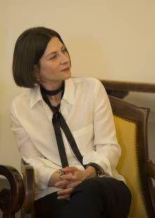 Donna Tartt. Cravatta alternativa.