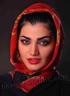 Beautiful Iranian women, the most beautiful Persian women, biography and photo of Iranian and Persian women Beautiful Iranian Women, Most Beautiful Women, Beautiful People, Iranian Beauty, Muslim Beauty, Persian Beauties, Exotic Beauties, Beauty Around The World, People Around The World