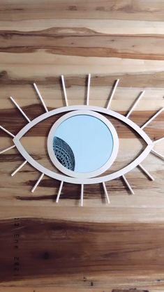 Diy Crafts For Home Decor, Diy Crafts Hacks, Diy Arts And Crafts, Diy Projects For Bedroom, Mirror Crafts, Diy Mirror, Diy Wall Art, Diy Wall Decor, Deco Cool