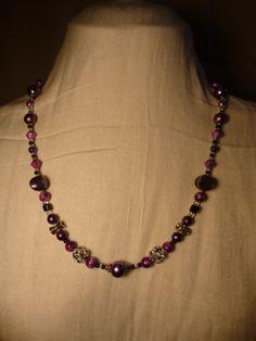 Midnight Purple necklace