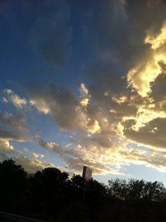 Clouds -- Colorado Springs -- taken by Paul Walker (actor)