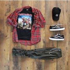 Mens Fashion Hipster – The World of Mens Fashion Stylish Mens Outfits, Dope Outfits, Casual Outfits, Fashion Outfits, Trendy Mens Fashion, Men's Outfits, Hype Clothing, Mens Clothing Styles, Tomboy Fashion