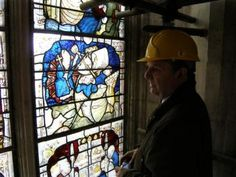 st william inspection Caring for the Glass The York Glaziers Trust undertakes all work associated with the care and protection of all 128 windows in York Minster containing historic stained glass, the largest and most diverse collection in Britain.