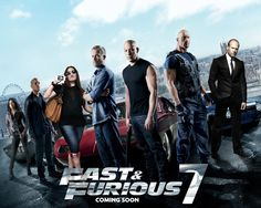 Fast & Furious 7 – Movie Preview
