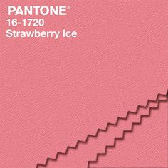 PANTONE 16-1720 Strawberry Ice -