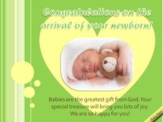 To proud new parents new born pinterest parents sweet quotes congratulations on your new born m4hsunfo