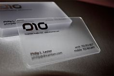Module 1: Post any image of a graphic design that inspires you.  Dreamten Studios Business Card  It's very unique material for business card. I like the logo design and the arrangement of text.