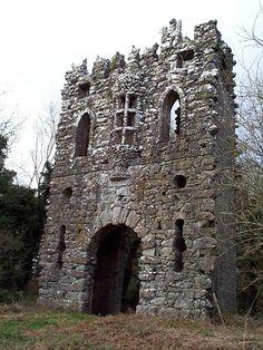 The Gothic Arch, Belvedere House, Mullingar, Co. Westmeath, Ireland