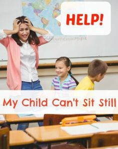 Sensory tips for school or home to help your child sit still and focus on homework