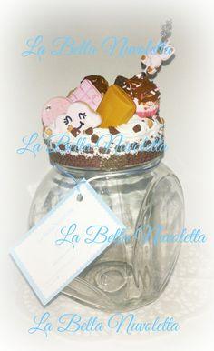 Bore dulce con nubecill@,para galletita o meter las chuches