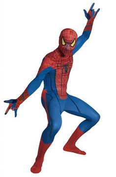 The Amazing Spider Man - Large size Halloween Costume 2014 - This is top halloween costume for upcoming celebration.  sc 1 st  Pinterest & 17 best Spiderman Costume (and Spidergirl) images on Pinterest ...