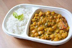 Food: Chana Masala. Indisch Essen bestellen bei Mjam.at