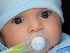 The most beautiful boy in the world... my nephew.   Kikadoo