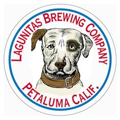 Lagunitas Brewing Company Logos illustrated by Steven Noble