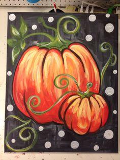 Pumpkin Painting                                                                                                                                                                                 More