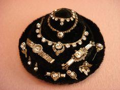 dollhouse miniatures jewelry by Chanel