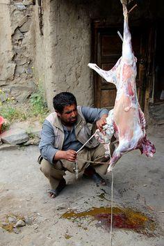Butcher Shop - Afghanistan
