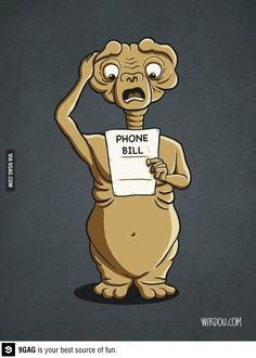 ET phone hoooooome