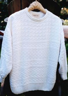 BOTH pullover and cardigan instructions included in pattern - maddy laine Knitting Patterns