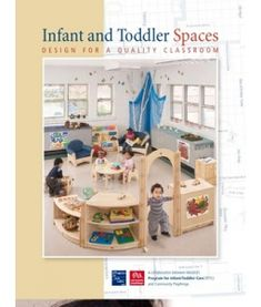 This blog provides a PDF file for Infant and Toddlers Spaces: Design for a Quality Classroom. Good additional resource!