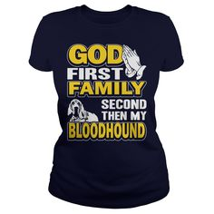 Bloodhound Dog T-Shirts, Hoodies. BUY IT NOW ==► Funny Tee Shirts