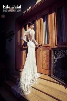 Wedding Dresses | Riki Dalal 2014