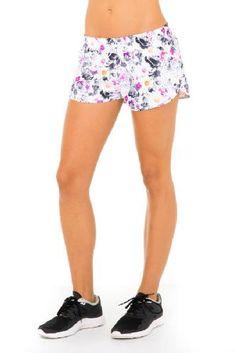 Fleur Run Short | WANT THESE