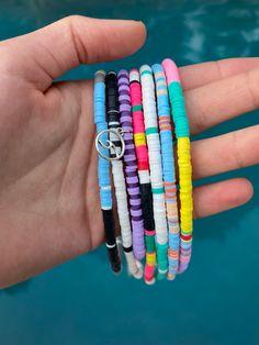 Fall Jewelry, Beach Jewelry, Cute Jewelry, Surf Necklace, Diy Necklace, Colar Pandora, Mundo Hippie, Handmade Bracelets, Beaded Bracelets