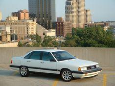 Case study: Audi 5000