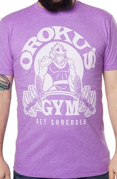 TMNT Oroku's Gym T-Shirt