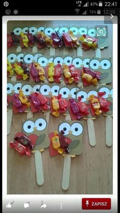 """Popsicle stcik bookmarks craft 2 crafts and worksheets for preschool toddler and kindergartenNew Post has been published on http:& """"Easy puzzle crafts for kids This page has a lot of free printabel Easy puzzle crafts(activities) for.This Pin was discove Kids Crafts, Owl Crafts, Preschool Crafts, Easy Crafts, Diy And Crafts, Paper Crafts, Puzzle Crafts, School Gifts, Student Gifts"""