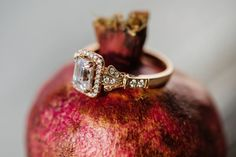 Heritage Inspired Wedding Symbol: The Pomegranate