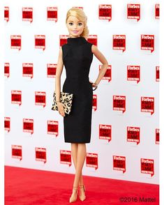 WEBSTA @ barbiestyle - Honored to be in the company of so many amazing female leaders at the #ForbesWomensSummit! Thank you to @forbes for having me. ❤️ #redefinepower #YouCanBeAnything #barbie #barbiestyle