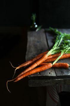 Carrots by Hannah Queen via Flickr.