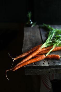 Carrots by Hannah Queen via Flickr.
