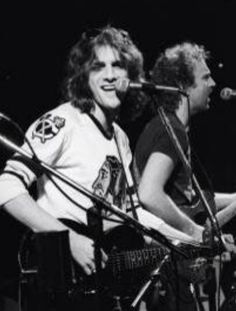 Glenn Frey and Bernie Leadon