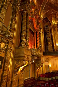 Stanley Theater NY - this beautiful building was in disrepair and was restored in all it's grandeur by Jehovah's Witnesses. It is now used as an Assembly Hall for Jehovah's Witnesses.