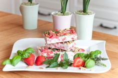 Frozen Yogurt Bark | Herdblog