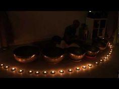 """Concierto de cuencos tibetanos en """"Concepto Zen"""". Bilbao 05/10/2012 - YouTube"""