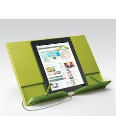 CookBook - Compact folding bookstand by Joseph Joseph