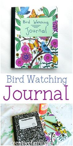 Watching Journal Make a personalized Bird Watching Journal to record all birds you find and the ones you wish to see.Make a personalized Bird Watching Journal to record all birds you find and the ones you wish to see.