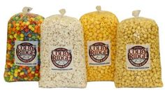 8 Gal. (92 Cups) Popcorn Sampler Colby Ridge Popcorn. Used at my son's baby shower & was a hit! $37.95